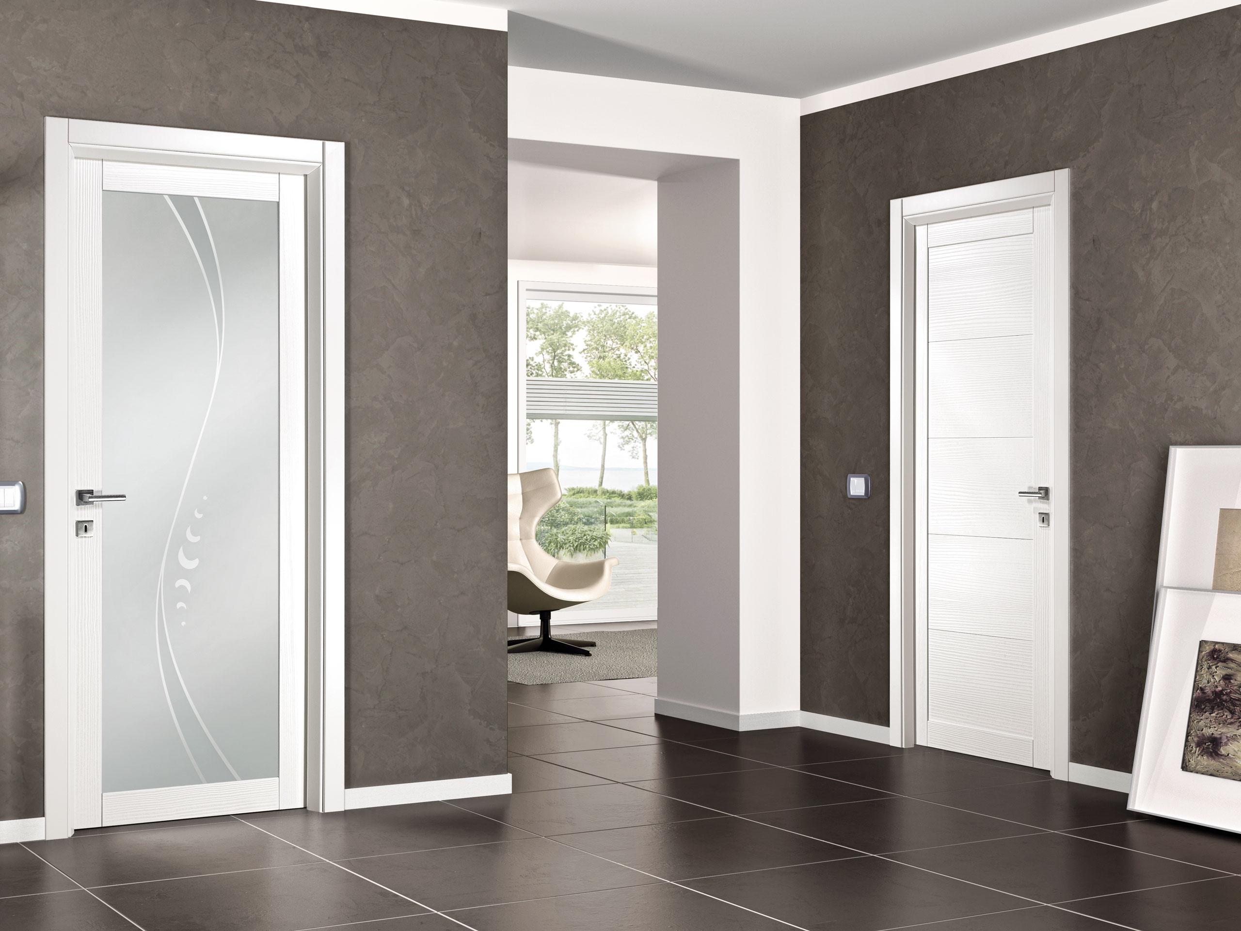 Porte Doppie Per Interni.Fusion Pcm Design Porte D Arredo