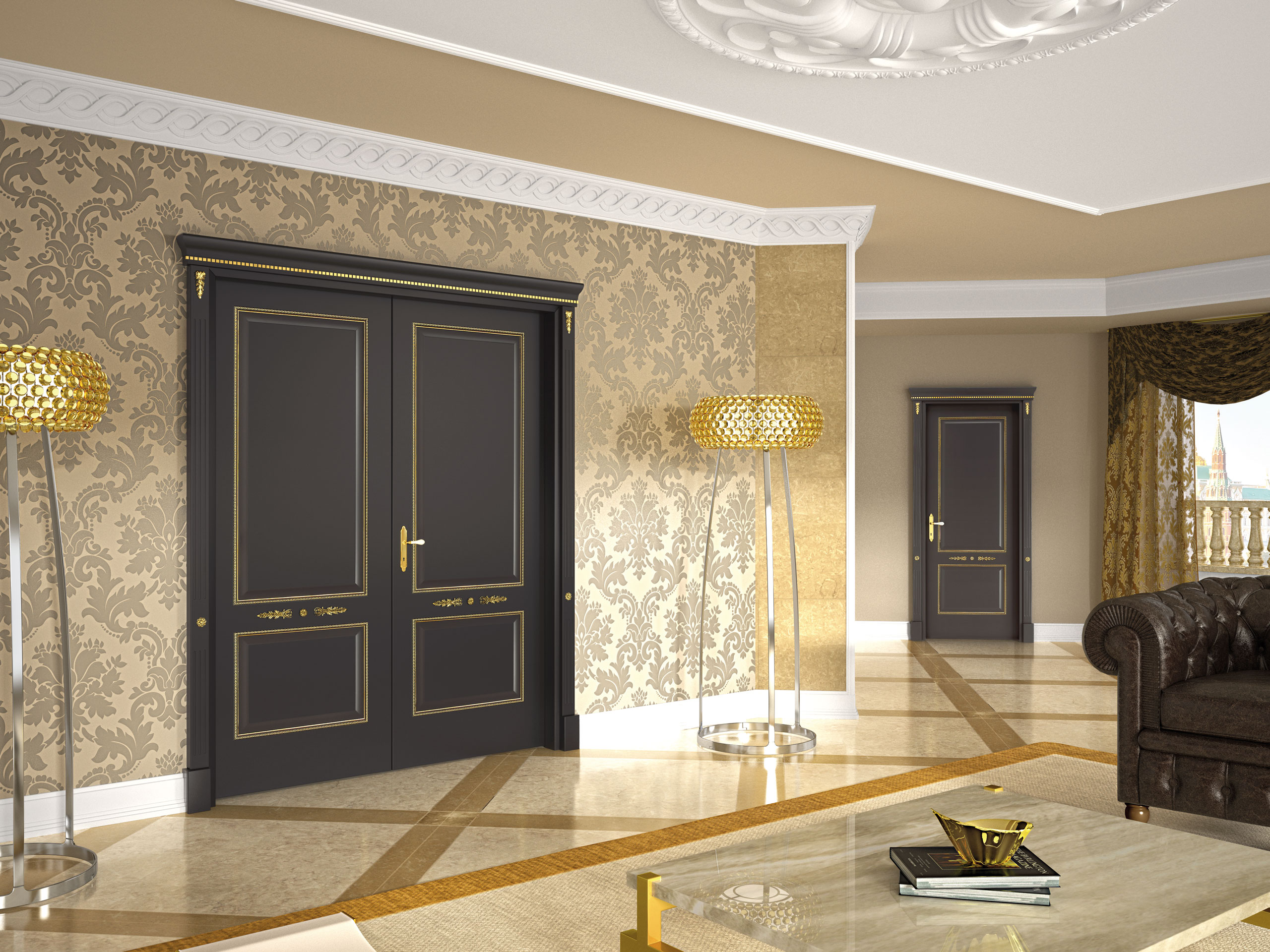 Dimensioni Porte Interne Normativa.Impero Pcm Design Porte D Arredo